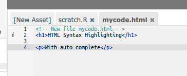HTML Files and Syntax Checking
